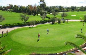 Initiation Golf Course Tour Packages